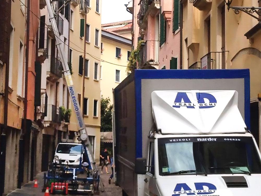 trasloco Venezia