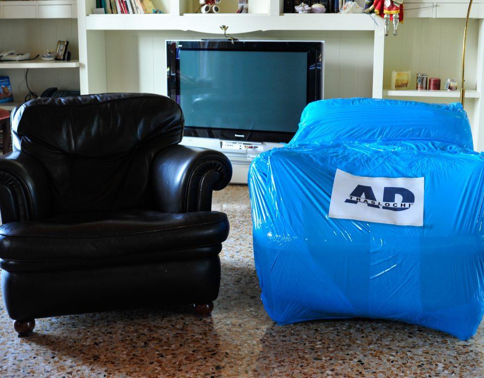 imballaggio trasloco casa